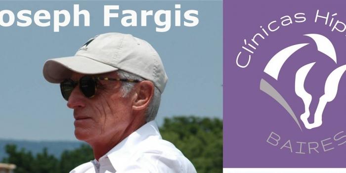 Clínica Hípica dictada por Joseph Fargis. Del 21 al 23 y del 24 al 26 de Abril
