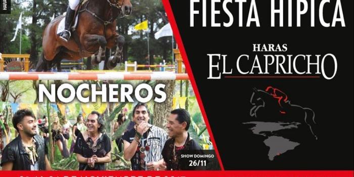 HARAS EL CAPRICHO 23 al 26 de noviembre